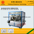 Cup Mask Nose Clip and Earloop Welding Machine Rotary Type N95