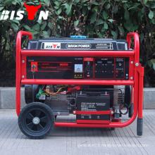 BISON(CHINA) With Honda Engine GX390 Generator 5kva