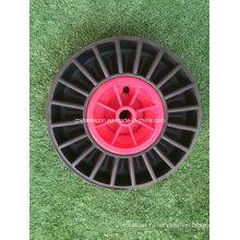 10-дюймовый резиновый порошок Твердый колесо