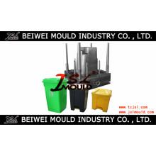 Plastic Wastebin Mould Maker (mould-t04)