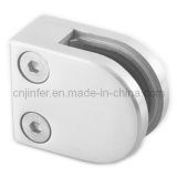 Stainless Steel Round and Square Tube Glass Clamp (38.1mm, 42.4mm, 48.3mm)