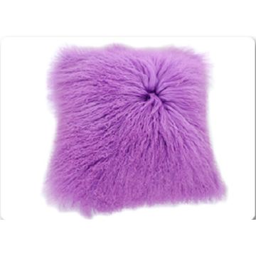 Soft and Cosy Mongolian Lamb Fur Royal Blanket