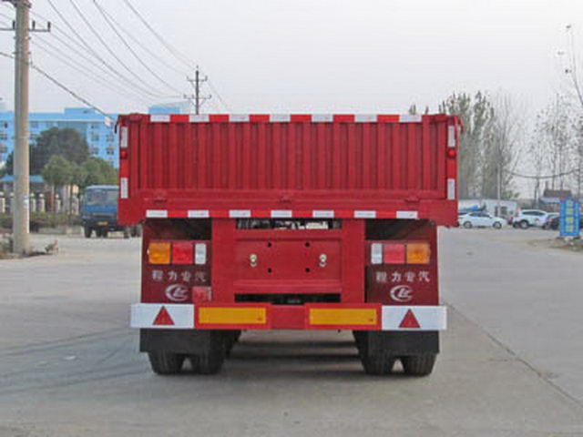 13m Tri-axle Cargo Transport Semi Trailer