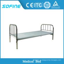 SF-DJ102 Нержавеющая сталь Медицинское оборудование Цены на больничные кровати