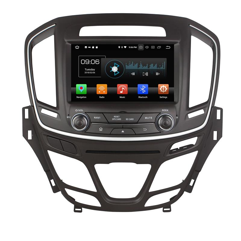 BUICK REGAL Android 8 DVD para coche