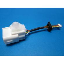 Conector de la carcasa del arnés de cables eléctricos