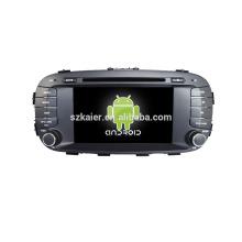 Kaier Factory directement! Android 4.4 lecteur dvd de voiture pour KIA Soul + OEM + DVR + Dual core!