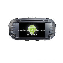 Kaier Factory directly !android 4.4 car dvd player for KIA Soul +OEM+DVR+Dual core !