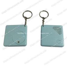 Sound Keychain, Voice Recorder Keychain, musikalische Schlüsselbund