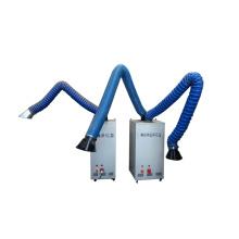 extração móvel das emanações do coletor de pó móvel do equipamento industrial