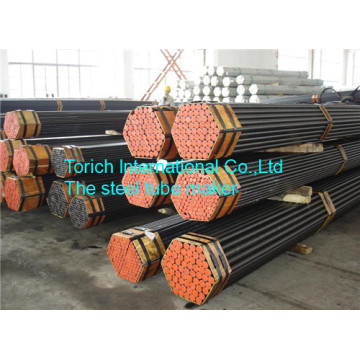 Plain End ERW Steel Pipe لضغط عالي