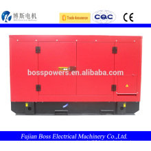 60HZ 3 phase Weifang soundproof 150kw generator set
