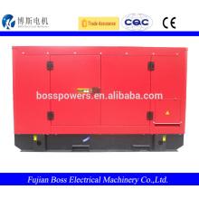 60HZ 3 фазы Вэйфан звукоизоляционные 150 кВт генератор