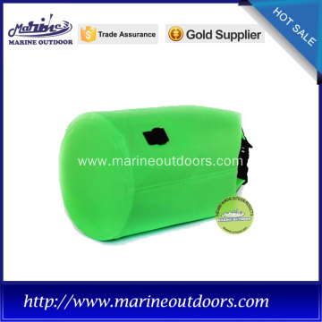 Colourful customized water bladder type dry bag for diving