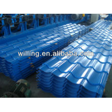 Metal roofing sheets/ Color/Galvanized corrugated roofing sheet/Metal tile sheet