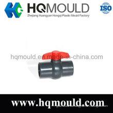 Moldeo por inyección plástico/molde tubo conexión