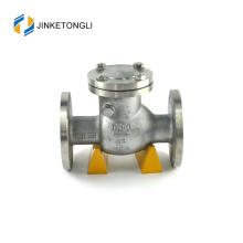 JKTLPC113 válvula de retención de disco de retorno de acero inoxidable de cierre suave