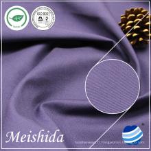 Fabricant de tissu 32 * 32/130 * 70 teinté en vrac CVC