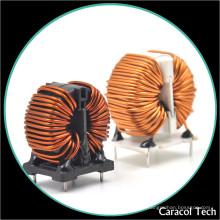 Inducteur toroïdal de transformateur de noyau de ferrite de puissance de 100 henry pour le chargeur de voyage