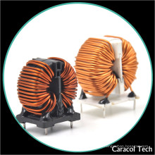 100 Генри Мощность Ферритовый сердечник Тороидальный трансформатор катушки индуктивности для зарядное устройство