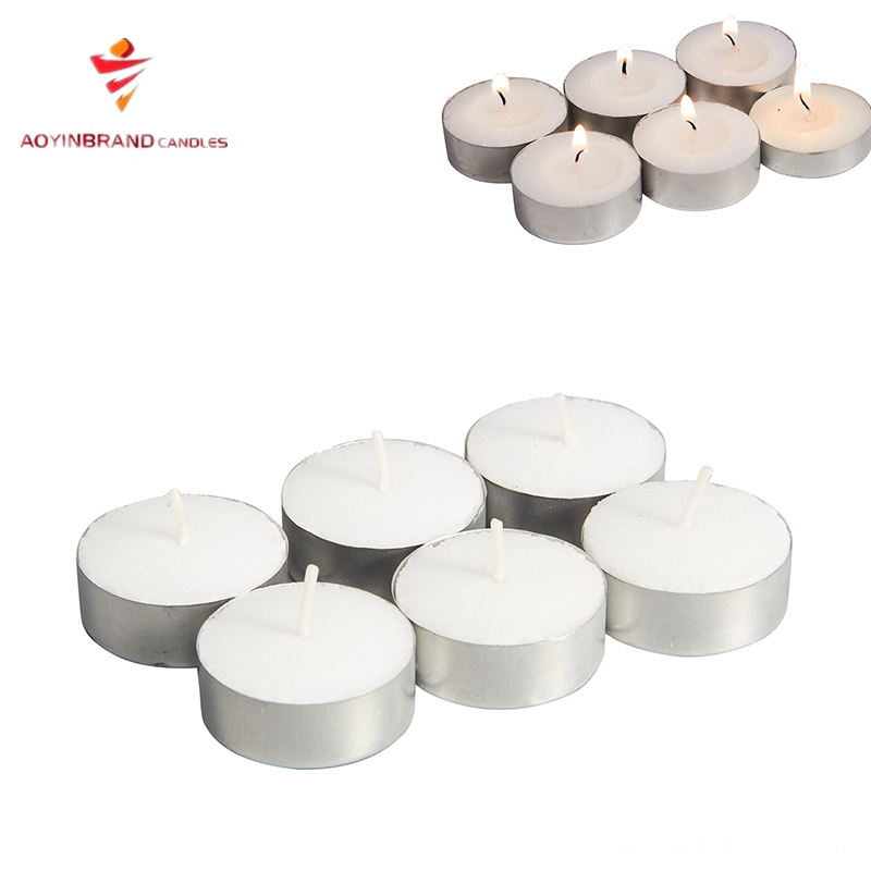 White Tea Lights