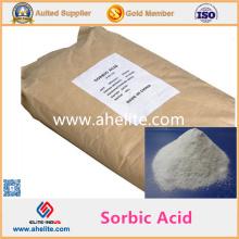 Cristal en poudre acide acide sorbique avec bon prix