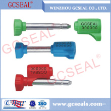 Gold Supplier China Plastic Bolt Seal With Barcode
