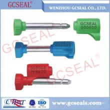 Várias cores disponíveis Metal Bolt Seal GC-B004