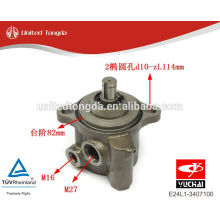 YUCHAI engine YC4E power steering pump E24L1-3407100