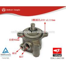 YUCHAI motor YC4E bomba de direção hidráulica E24L1-3407100
