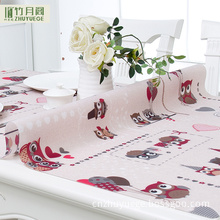 High Quality Cheap Wholesale PVC Table Cloth For Exhibition Restaurant/Wedding