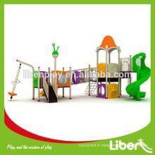 Ensemble de structure de jeu merveilleux et incroyable pour la maternelle LE.YY.007