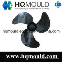 Moulage par injection en plastique adapté aux besoins du client de ventilateur pour des pièces des véhicules à moteur avec la certification d'OIN