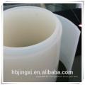 Hoja de goma del silicio del color rojo transparente blanco de alta temperatura del grueso de 0.2mm a de 30m m