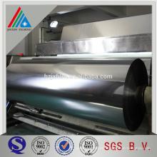 Película de ploliéster cpp metalizada con propiedades de termosellado