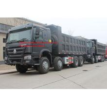 Sinotruk Howo 20 - 30 camión volquete CBM