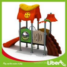 Spider Web Playground Swing Bridge Aire de jeux usée sans carrelage de jeux