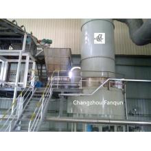 Qg / Q / Jg secadora de flash con agitación