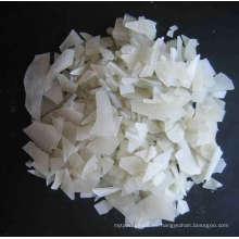 Copos blancos 90% 95% de hidróxido de potasio / potasa cáustica