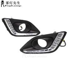 2PCS for Suzuki Swift 14-16 Daytime Running Light High Bright Fog Light LED Daytime Running Light