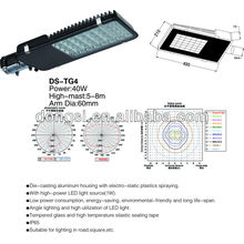 New design high power LED street light 40W