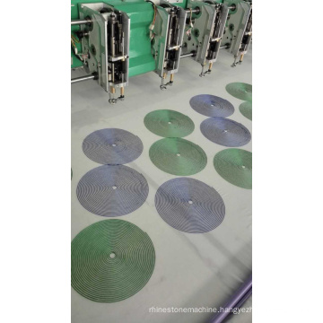 Good Technology Chenille Embroidery Machine for Garment/Cloth/Fabric