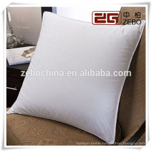 500g Fiber Filling Wholesale Multi-functional White Custom Throw Pillow