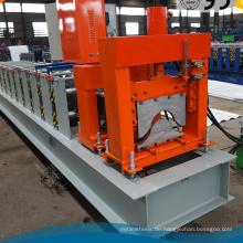 Lager-ppgi-Blattfarbstahlfliesen-Dachdeckenkappen-Rolle, die Maschinenrollenformer bildet