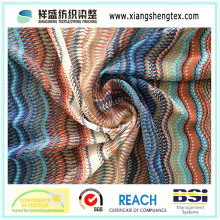 Compsite Filament Printing Chiffon Crepe Fabric for Garment
