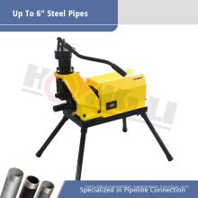 Hongli YG6D-A Hydraulic Pipe Grooving Machine