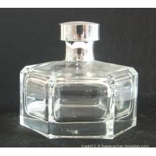 Bouteilles de parfum vides avec 50ml et 100ml Forme variée