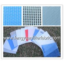 Tecido de filtro Weave para separação sólido-líquido