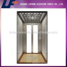 Diseño de la cabina del ascensor de pasajeros, ascensor de pasajeros