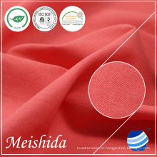 MEISHIDA 100% tecido de linho 21 * 21 * / 52 * 53 estojo de linho